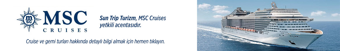 msc cruies